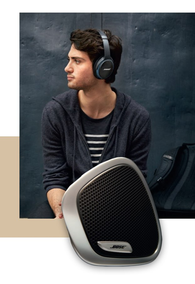 Bose, la perfection du son